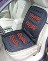 Heated Car Seat Warmers, with Lumbar Support, 12 Volt Reviews 2014