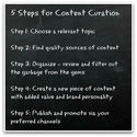 5 Steps for Content Curation de Sadie Baxter