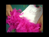 ✂ DIY How to Make Easy Pink Dog Clothes Tutu Chihuahua Ballerina Dresses ♡