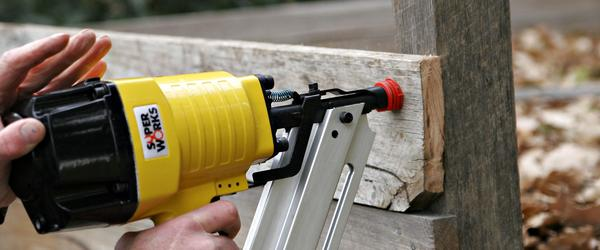 Headline for Best Air Powered Nailers Reviews