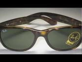 Ray Ban RB2132 902 Havana Wayfarer Sunglasses