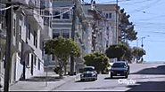 Alcatraz Car Chase in Bullitt style - YouTube