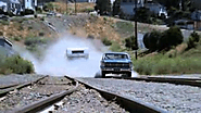Car chase scene from The Streets of San Francisco with Leslie Nielsen