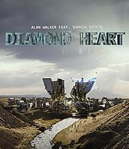 Alan Walker & Sophie Somajo - Diamond Heart
