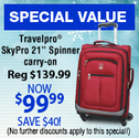 TravelPro Luggage Outlet - Discount Travel Luggage, Suitcases, Garment Bags