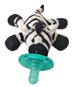 Infant Plush Toy Pacifier (Zebra)