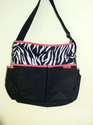 Antimicrobial Baby Bag