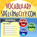 Spelling & Vocabulary Website: SpellingCity