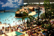 Tropical Islands Resort in Krausnick, Germany