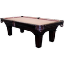 "Empire USA Pavillion Series 8 Foot Pool Table with 1"" Slate Top: Sports & Outdoors"