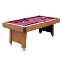 Minnesota Fats MFT200 Fairfax Billiard Table: Sports & Outdoors