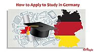 How to Apply to Study in Germany
