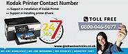 Kodak Printer Support Number UK +44-800-046-5077 Kodak Printer Contact Number UK