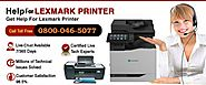 Lexmark Printer Support Number UK +44-800-046-5077 Lexmark Printer Contact Number UK