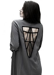 Rogue & Wolf Talisman Shirt Dress | Attitude Clothing