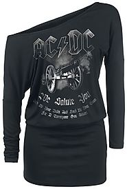 We Salute You | AC/DC Short dress | EMP