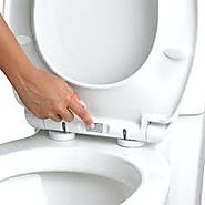 Detachable Toilet Seat