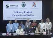 eLibrary Myanmar - exciting new EIFL project to increase access to knowledge