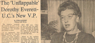 Trailblazer Dorothy Everett makes history once again