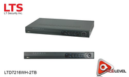LTS 16CH WD1 Real-time H.264 DVR LTD7216-WH, 16CH Synchronous Playback, HDMI and VGA Output, Dual-stream, 2TB HDD, 19...