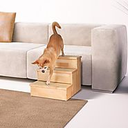 Buy Trixie Pet Wooden Stairs Online UK