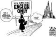 Everyone speaks great English!