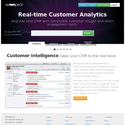 Real-time Customer Analytics - Woopra
