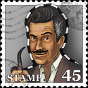Face On Stamp Booth