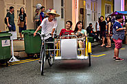 Trying Other Transportation when Traveling in Singapore