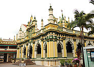 List of Beautiful Mosques in Singapore - Reference for Worship & Sightseeing
