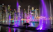 Best Places to See in Singapore for Free Light Shows