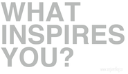 Show What Inspires You