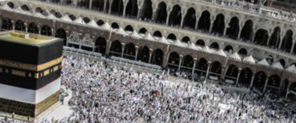 Headline for Hajj Packages From UK