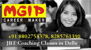 JBT Coaching Classes Institute in Delhi