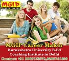 Kurukshetra University B.Ed Coaching Institute