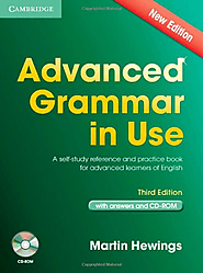 Advanced Grammar in Use Book with Answers and CD-ROM: A Self-Study Reference and Practice Book for Advanced Learners ...