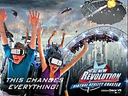The New Revolution In Six Flags Magic Mountain