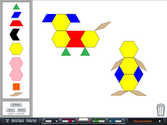 Pattern Blocks by Braining Camp