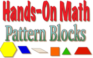 Hands on Math Pattern Blocks