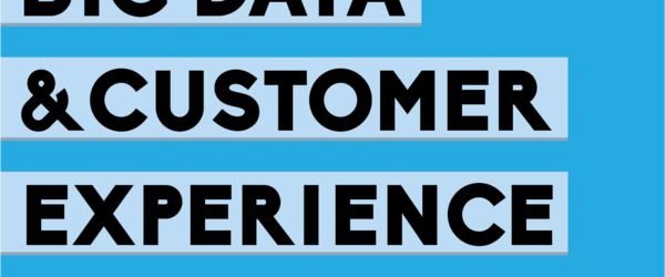 Headline for Top 50 Big Data and Customer Experience Influencers