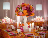Orange and Pink Wedding Colors | PlanMyWedding.net