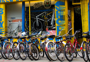 Green Business Ideas: Used Bicycle Retailer