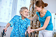 A Few Services You Can Expect from a Home Health Aide