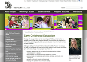 Douglas College - Early Childhood Education