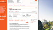 Langara - Early Childhood Education