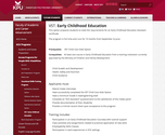 Kwantlen Polytechnic University - Early Childhood Education