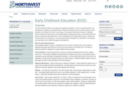 Northwest Community College - Early Childhood Education (ECE)