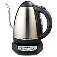 Bonavita 1-Liter Variable Temperature Digital Electric Gooseneck Kettle - Kitchen Things