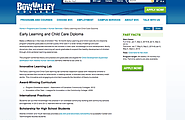 Bow Valley College - Early Learning and Child Care Diploma
