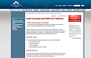 Mount Royal University - Early Learning and Child Care Diploma